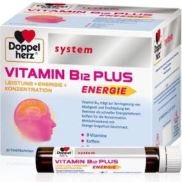 Doppelherz system VITAMIN B12 PLUS